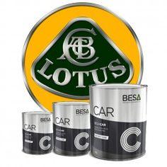 Peinture solvantée pour véhicules Lotus