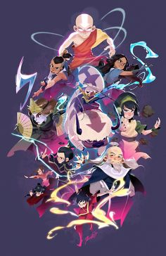 Avatar The Last Airbender Art Discover This is Epic Avatar Airbender, Avatar Aang, Avatar Legend Of Aang, Make Avatar, The Last Avatar, Team Avatar, Legend Of Korra, Aang The Last Airbender, Zuko And Katara