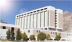 William Beaumont Army Medical Center, Fort Bliss, TX