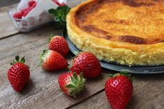 Tarta de requesón, una receta excepcional - El Aderezo - Blog de Recetas de Cocina