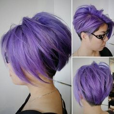 50 Inspiring Lavender Hair Color Ideas — Provence in Your Locks