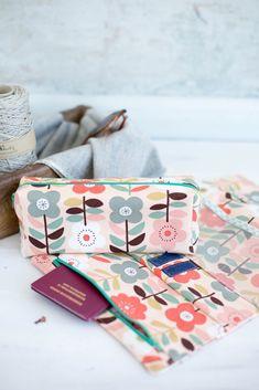 Schnittmuster für Taschen / Praktisches : RollUp der Taschenspieler 4 - 10 Taschenschnittmuster von farbenmix als CD oder Ebook - mit Schritt für Schritt Anleitung und Videoanleitung