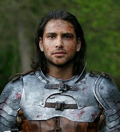 D'Artagnan in his NEW uniform...battle ready. 2nd photo of filming for S3!!! Look great Luca!
