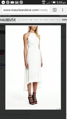 Maurie and Eve 'Rosanna Dress'