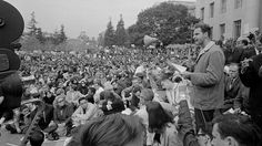 22 Best 1964 Free Speech Movement Images Student Protest Berkeley Campus