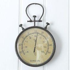 Large retro thermometer - £19.50