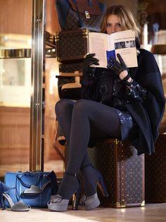 ZsaZsa Bellagio: Louis Vuitton GLAM
