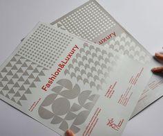#Majestic #Favini #posters Fashion&Luxury - Ca' Foscari University of Venice - Silkscreen printing / Design: @marcocamuffo www.camuffolab.com - Find more about #Majestic http://www.favini.com/gs/en/fine-papers/majestic/features-applications/