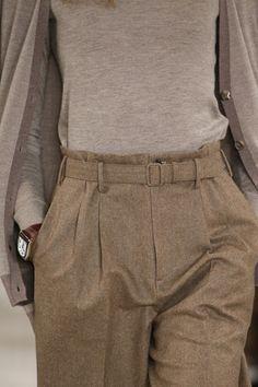 Ralph Lauren Fall 2016 Ready-to-Wear Fashion Show Details