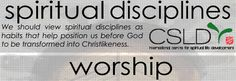 The Salvation Army's International Centre for Spiritual Life Development has resources on spiritual disciplines. Download them here http://www.salvationarmy.org/csld/spiritualformation