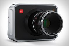 I die. Blackmagic Cinema Camera: high-resolution 2.5K sensor, a built-in SSD with RAW video recording capability, 13 stops of dynamic range, Thunderbolt in/out capability, a large LCD touchscreen display, and compatibility with Canon EF and Zeiss ZF lenses.