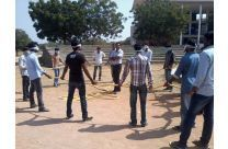 Team Building Outdoor Activity for MBA Students