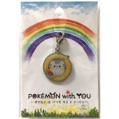 Pokemon Center 2016 Pokemon With You Campaign #5 Togedemaru Charm