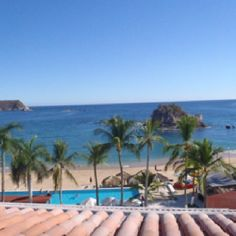 Mexico!! Will be back soon for our honeymoon.