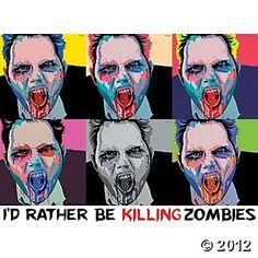 Zombie - 6 Up - 38  #OrientalTrading #HalloweenWishList