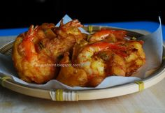Prawn Fitters / Cucur Udang