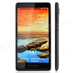 Lenovo A880 Quad Core Android 4.2 WCDMA Bar Phone 6, Wi Fi, Dual camera, GPS…
