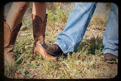 Cowgirl & cowboy <3