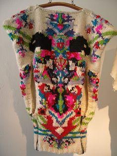 folky knit