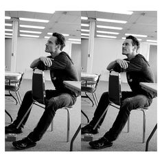 Michael Fassbender ❤ liked on Polyvore featuring saul