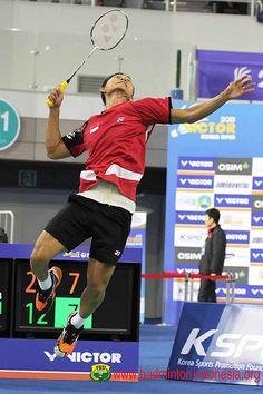 Sony Dwi Kuncoro - Korea Open SSP 2013 (Semi Final)