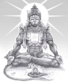Lord Hanuman is a great devotee of Lord Rama and here is a collection of Lord Hanuman images and HD wallpapers, a brief history, slokas & much more. Hanuman Tattoo, Kali Tattoo, Hanuman Ji Wallpapers, Hanuman Images, Hanuman Pics, Hanuman Chalisa, Durga, Lord Shiva Painting, Spirituality