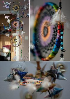 Dream Catcher Tutorial. Friendship Bracelets. Bracelet Patterns. How to make bracelets http://www.griphop.com/