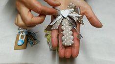Tutorial bomboniera matrimonio, battesimo, cresima, comunione - ilDettag...