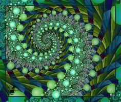 Spirals forever 2 by theaver.deviantart.com on @DeviantArt