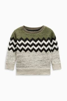 Buy Chevron Knit Look Jumper (3mths-6yrs) online today at Next: United States of America