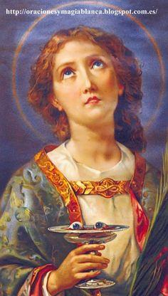 Oracion a SANTA LUCIA para solucionar PROBLEMAS