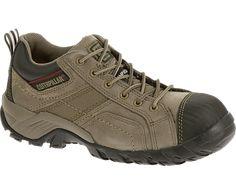 • ASTM F2413-11 - Composite Safety Toe• Rugged Leather Upper• Nylon Mesh Lining• Removable EVA Sock Liner• Strobel + Cement Construction