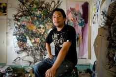 David Choe, a graffiti artist who painted the walls of Facebook's first HQ, will make about $ 200M when the company goes public for the work.