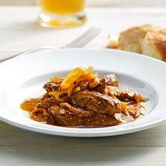 saure leber - gute schwäbische küche. | frau schmecker kocht ... - Schwäbische Küche Rezepte