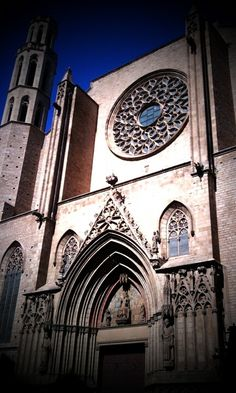 La Catedral del Mar, Barcelona