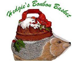 Printable Hedgehog Basket by Jan Brett