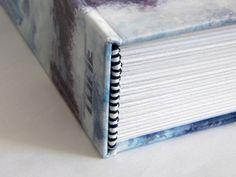 Bookbinding 101: Headbands (Sewn vs. Faux) by Cathy Durso