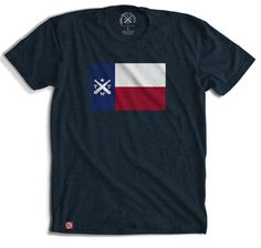 TWT Texas Flag T-Shirt