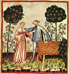 gioia Tacuina sanitatis (XIV secolo)