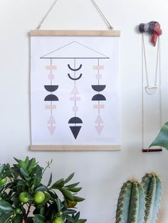 may and fay blog wallhanging print 7def