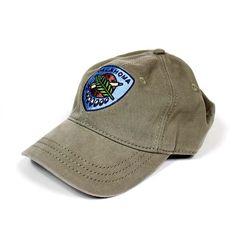 Osage Shield 2017 Twill Hat - Olive