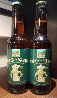 mybeerbuzz.com - Bringing Good Beers & Good People Together...: Mybeerbuzz.com Highlights Upland Brewing Marion Th...