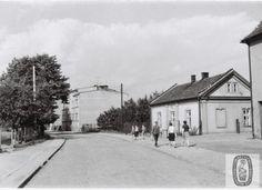 Skoczów: kiedyś i dziś. Ulica Targowa