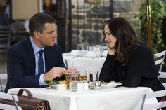 David & Elise - The Adjustment Bureau  Matt Damon & Emily Blunt