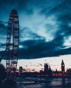 A very special photo by @87shots Love this guys feed. Check it out. // #thisislondon #bigben #londoneye by london