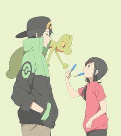 Bitches Don't Know About My Popsicle by hayden-desu Pokemon Rpg, Pokemon Fake, Play Pokemon, Cute Pokemon, Character Art, Character Design, Pokemon Images, Estilo Anime, Fan Art