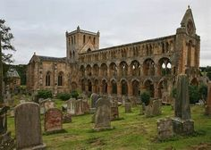 Jedburgh Abbey · Scotland one of the most inspirational places I visited in 1998 Gorgeous, too Scotland Castles, Scottish Castles, The Places Youll Go, Places To See, Cathedral Church, England And Scotland, Scotland Travel, Kirchen, British Isles