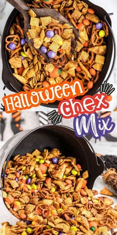 Halloween Appetizers, Halloween Food For Party, Halloween Dinner, Appetizers For Party, Halloween Treats, Women Halloween, Halloween Makeup, Halloween Check Mix, Halloween Costumes