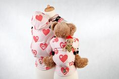 Doll Carrier 'Sweethearts Coral & Cream Reverse' PREORDER