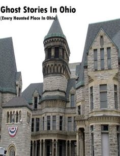 Complete list of haunted places & history in Ohio and how to ghost hunt. Have you ever dreamed of being a ghost hunter? How about visiting every haunted place in your territory? This book is everything you need to get you started in the world of ghost hunting!  Click picture to see ebook.